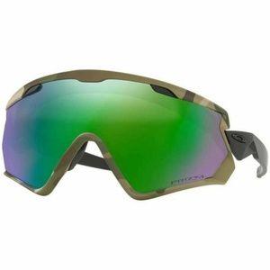 Oakley Sports Sunglasses W/Prizm Jade Iridium Lens